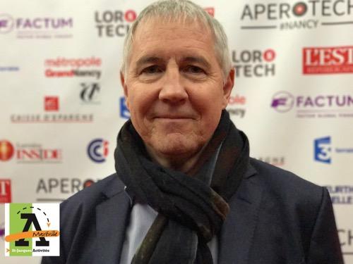 Gilles CAUMONT Président Adista